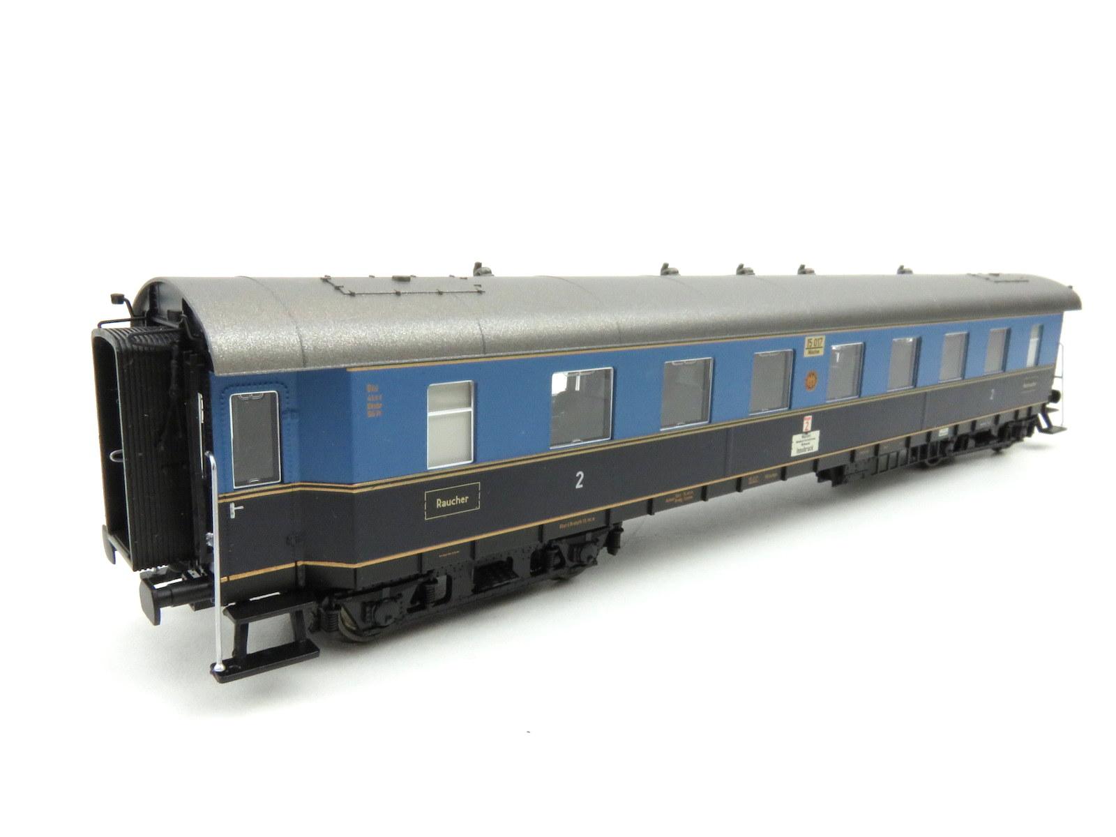 BB ab 2020 AM1053-Liliput-L334530-DC-H0-Schnellzugwagen-2.Kl_.-DRG-Karwendelexpress-OVP_1