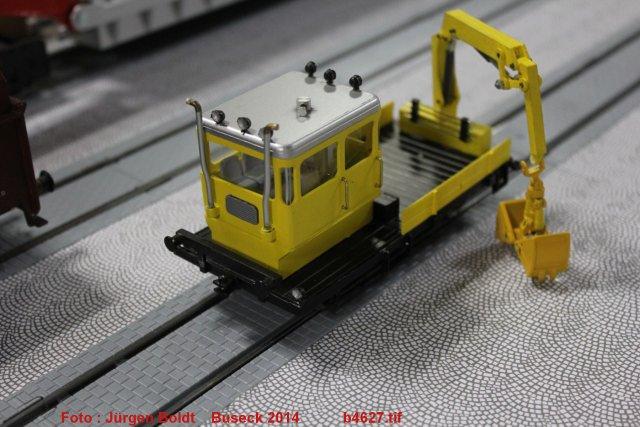 Baubericht des SKL 24(S) für Spur 0 B4627