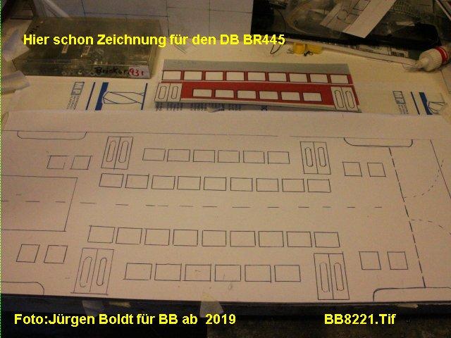 Bauberichte ab 2019  - Seite 2 BB8221