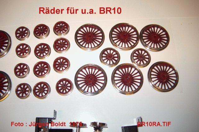 Bauberichte vor 2006  BR10RA