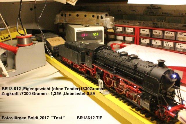 Das Munkedal - Oberstdorf - Bahn Projekt 1:45 BR18612