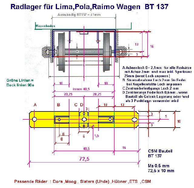 "Projekt 6-2014 - Der Pendelzug ""Anno dazumal"" BT137"