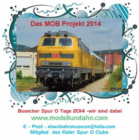 Der Fahrwegmessungszug der DB BUS14
