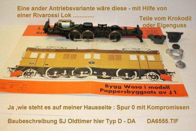 Meine schwedischen Oldtimer DA6555