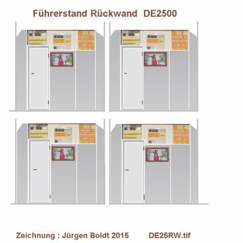 Das dritte Projekt 2014 - Die Henschel-BBC DE2500 Lok in 0 - Seite 2 DE25RW