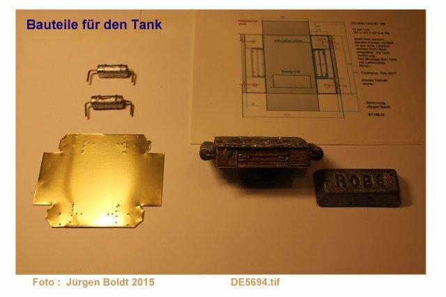 Das dritte Projekt 2014 - Die Henschel-BBC DE2500 Lok in 0 - Seite 2 DE5694