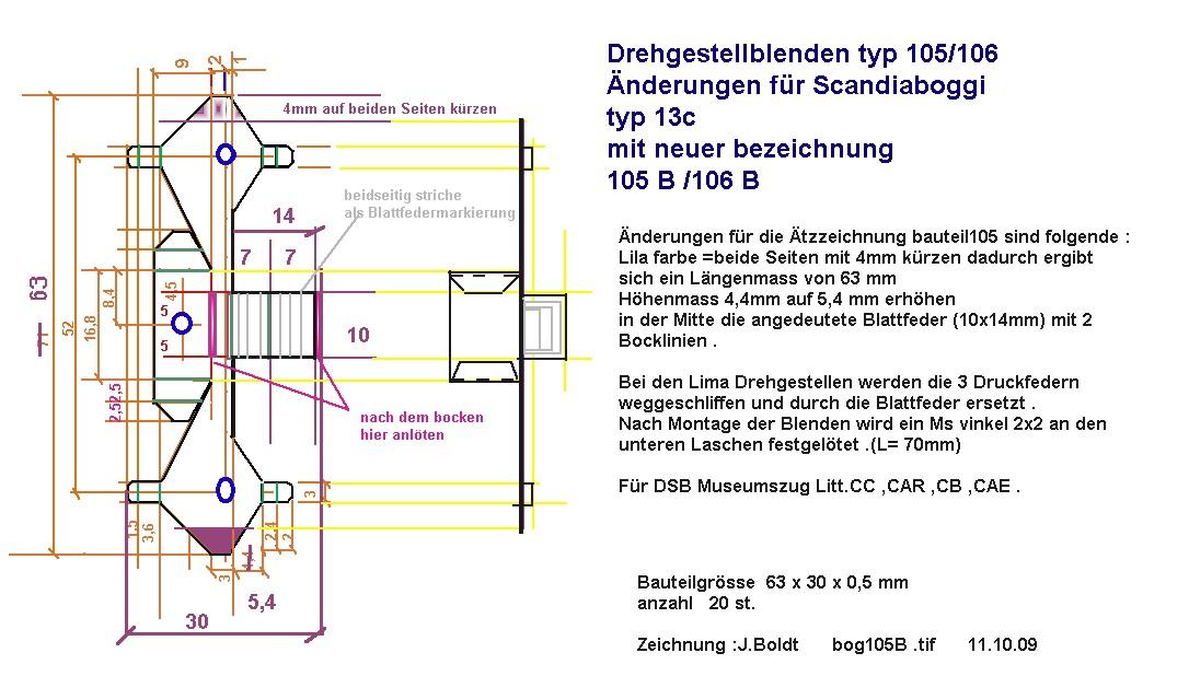 DSB Museumszug in Skala 0 DSB14