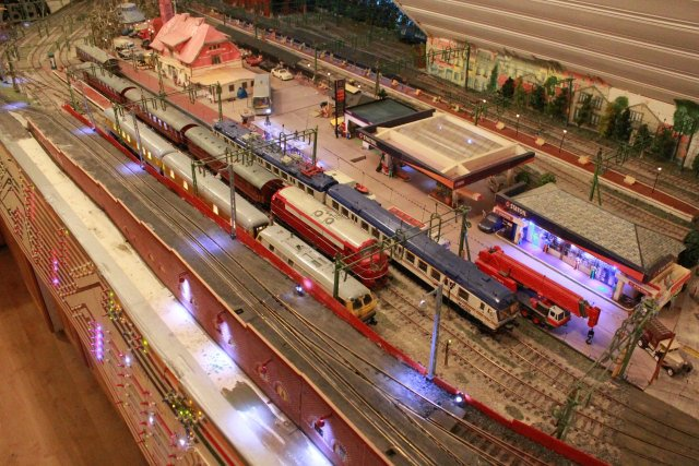 DSB Museumszug in Skala 0 DSB21