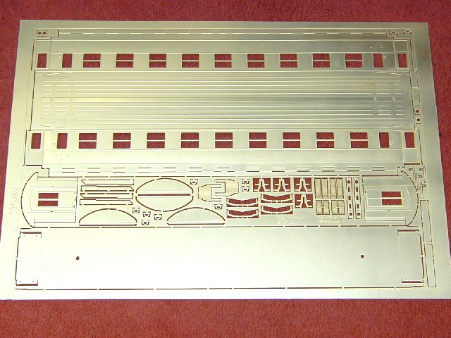 DSB Museumszug in Skala 0 DSB3