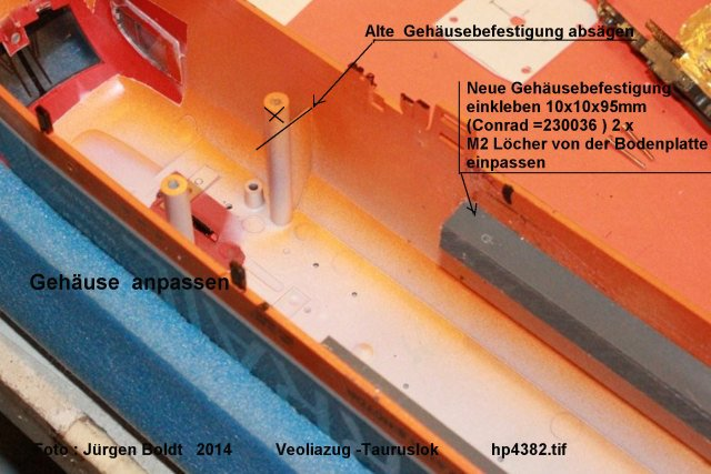 Mein Veolia Zug  ( Malmö – Stockholm ) - Seite 2 HP4382
