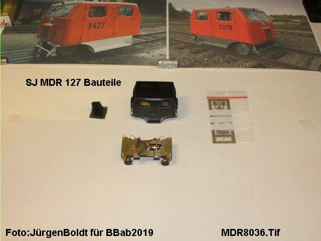 Bauberichte ab 2019  MDR8036