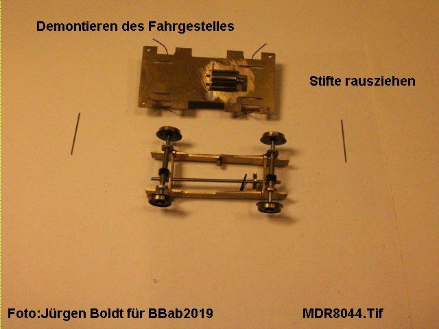 Bauberichte ab 2019  MDR8044