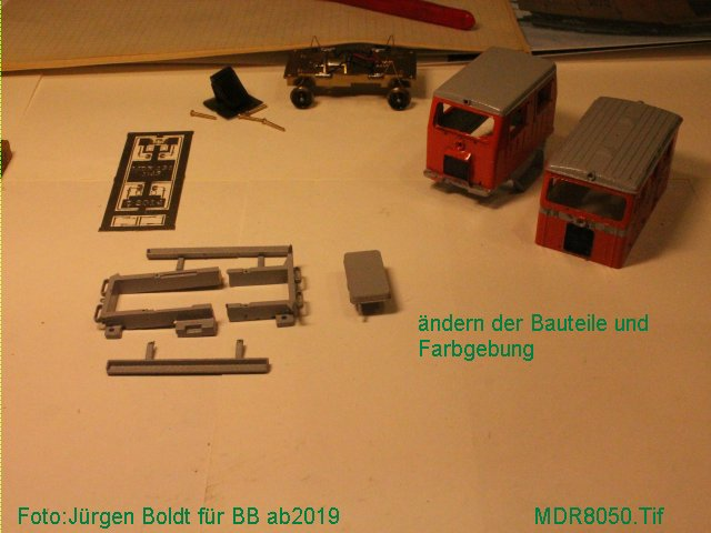 Bauberichte ab 2019  MDR8050
