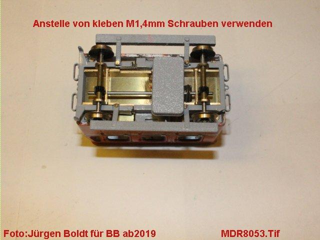 Bauberichte ab 2019  MDR8053