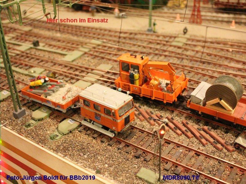 Bauberichte ab 2019  MDR8098