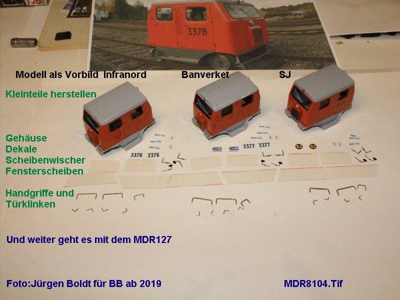 Bauberichte ab 2019  MDR8104
