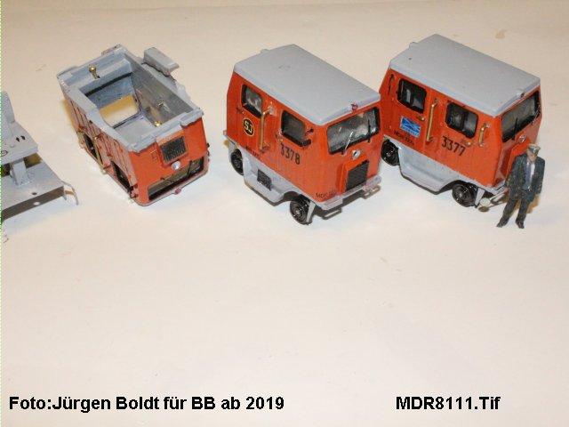 Bauberichte ab 2019  MDR8111