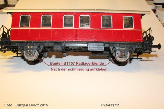 """Projekt 6-2014 - Der Pendelzug """"Anno dazumal"""" - Seite 2 PZ5431"""