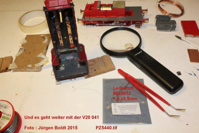 """Projekt 6-2014 - Der Pendelzug """"Anno dazumal"""" - Seite 2 PZ5440"""
