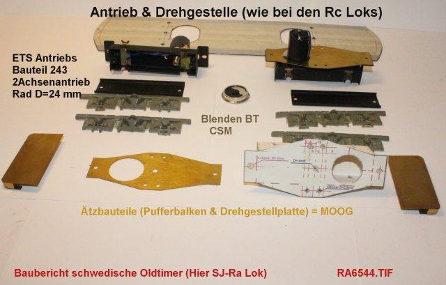 Meine schwedischen Oldtimer RA6544