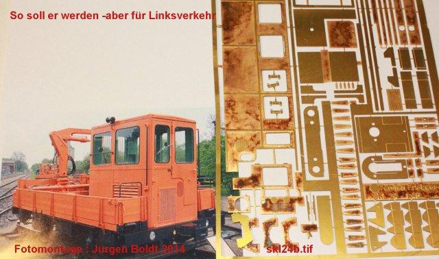 Baubericht des SKL 24(S) für Spur 0 SKL24B