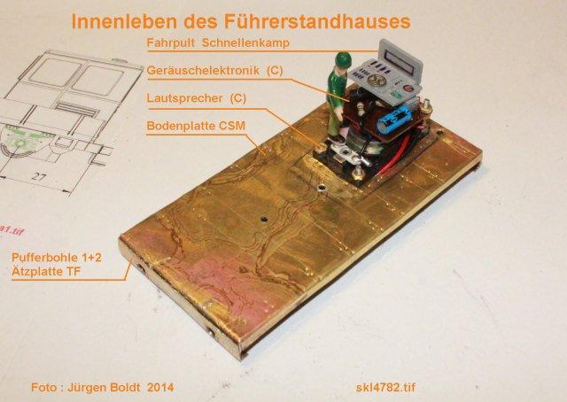 Baubericht des SKL 24(S) für Spur 0 SKL4782