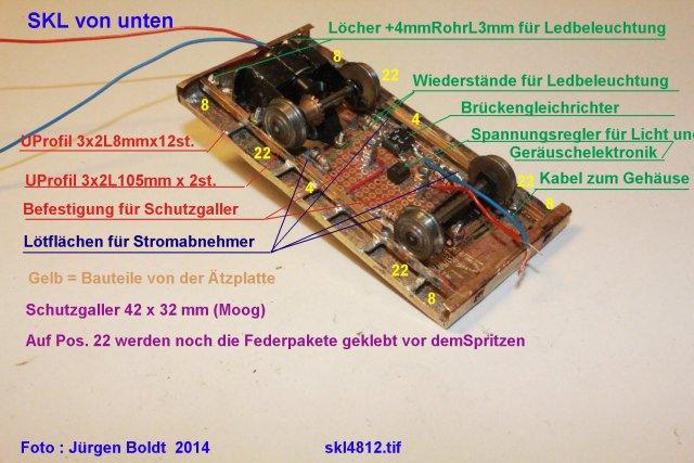 Baubericht des SKL 24(S) für Spur 0 SKL4812
