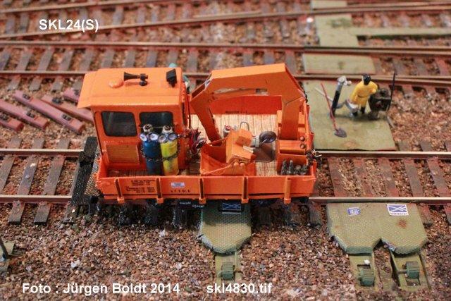 Baubericht des SKL 24(S) für Spur 0 - Seite 2 SKL4830
