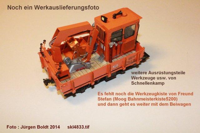 Baubericht des SKL 24(S) für Spur 0 - Seite 2 SKL4833