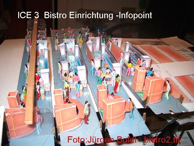Der ICE der MOB  Bistro2