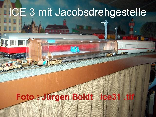 Der ICE der MOB  Ice31