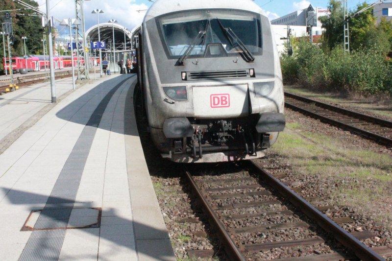 2tes Projekt 2014 -Der IC 1124 Kiel in 0 Kic1