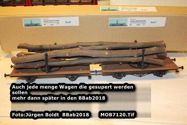 Das Munkedal - Oberstdorf - Bahn Projekt 1:45 Mob7120