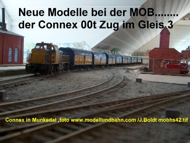 Güterwagen bei der MOB Mobhs42