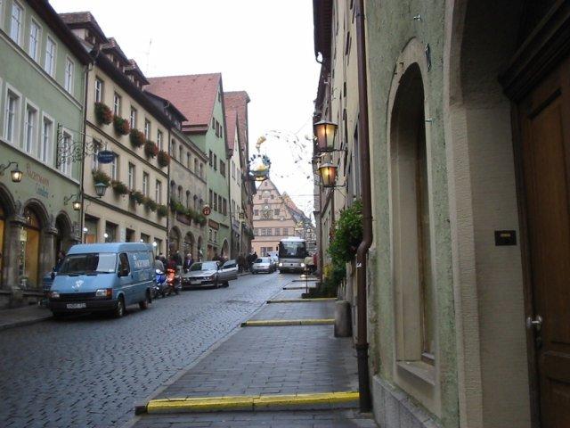 Rothenburg ob der Tauber 1:160 Schreiber Bogen - Seite 2 Rburg005