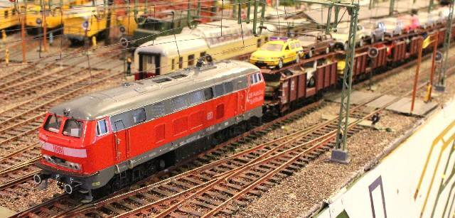 Güterwagen der MOB Sylt