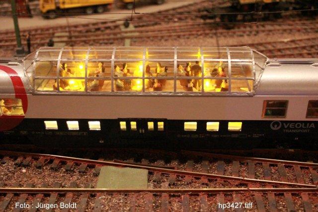 Mein Veolia Zug  ( Malmö – Stockholm ) HP3427