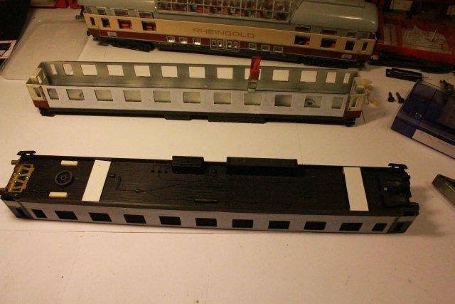 Mein Veolia Zug  ( Malmö – Stockholm ) Hp3412