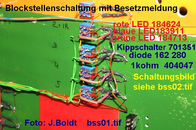 Anlagenbau der MOB BSS01