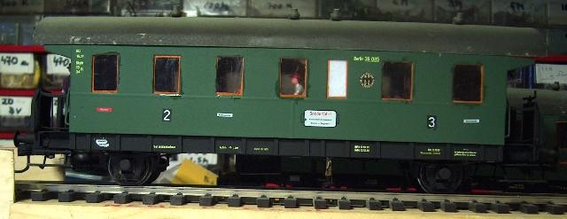 Aus meinem Archiv - Züge bei der MOB Zug40f